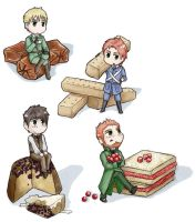Britannic sweets by The-Manticore