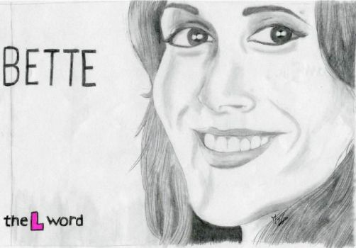 Bette by The-L-Word-Club