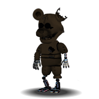 Adventure Withered R.A.T by Purpleman88