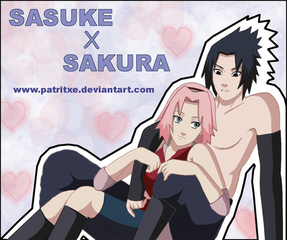 Sasusaku 4EVER by Patritxe