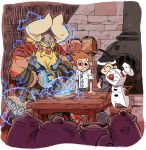 Magic cooking 2 by donsimoni