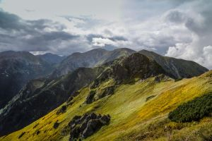 mountain Tatry_10 by papagall
