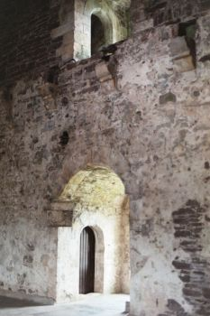 Doune Castle Chamber Window 4 by mmp-stock
