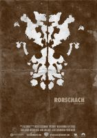 Rorschach Poster by odindesign
