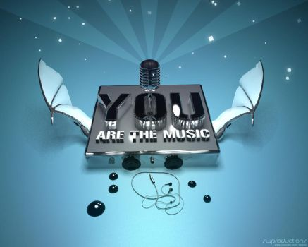 You are the music by Swpp