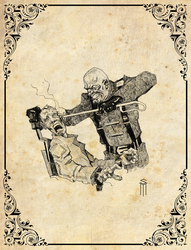 Dishonored. Sins of Dunwall 3 by SapeginM92