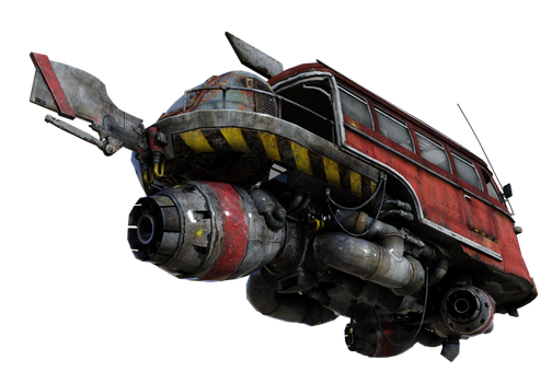 SteamBus 06 by coolzero2a