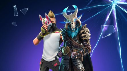 DRIFT AND RAGNAROK FORTNITE BATTLE ROYALE OUTFITS by ar170891