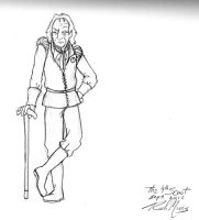 The Scout, Incarnation 4 by Gorpo