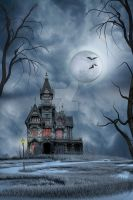 Haunted Mansion by JuliScalzi
