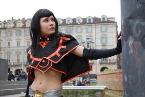 Carly cosplay Tourin by Liliane197