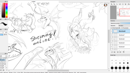 REQUEST STREAM - THANKS FOR 700+ WATCHERS! by Foslo