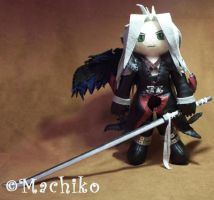 Sephiroth by momoiro-machiko