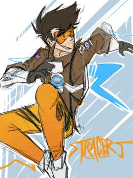 Quick Paints [Tracer] by Artistic-Winds