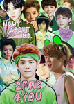 Greencollage by J-Kookie