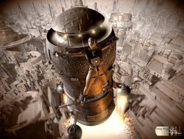Inquisition by Diarment by 3D-Asuarus