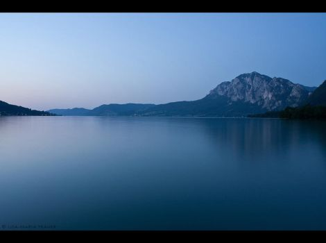 Attersee Sunset by Lisa-M-T