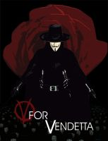 V for Vendetta by Kaylalp
