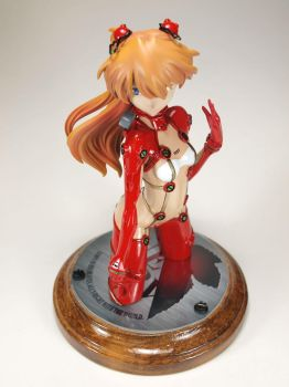 Asuka Bust, Top View by GameraBaenre