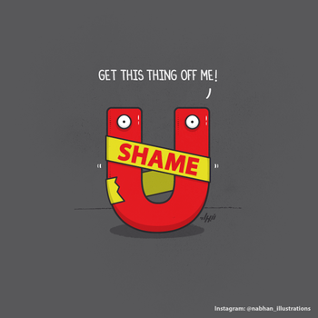 Shame 'on' U by NaBHaN
