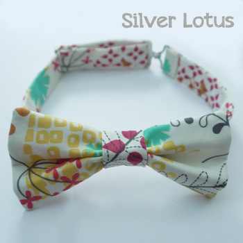 Tutti Fruity bow tie by Idzit
