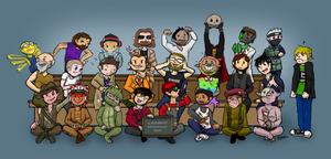 Class Pic by aypreel