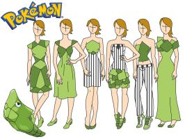 Pokemon fashion: Metapod