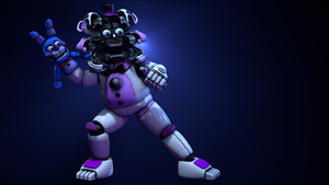 FUNTIME FREDDY OUT OF F***ING NO WHERE by TF541Productions