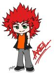 Axel by Miikage