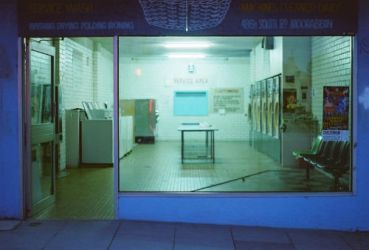 Dark Coin Laundrette by youlikesalad