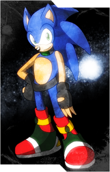 Sonic - Reach for the Stars by SonicRemix