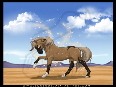 Lion Of The Desert by Equinus