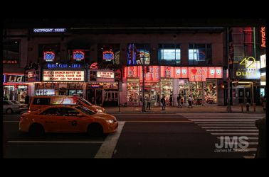 42nd Street View North by steeber