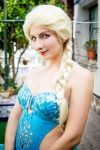 Elsa - Sweet smile by Aliceincosplayland