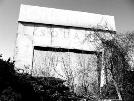 The Square - Facade in decay by stillvisions