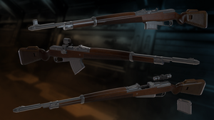 [SFM] Gewehr 43 - Nobel - Mint Condition by Jacob-LHh3