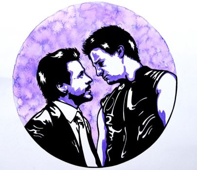 Clint and Tony 3 by weedenstein