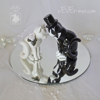 Cat Cake Topper by nEVEr-mor
