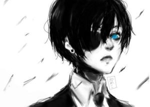 Black Butler Ciel X Innocent Reader