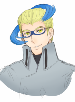 Colress Doodle by ilovereshiram01