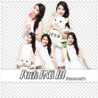 Pack PNG IU by pomzwon01