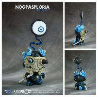 Noopasploria 006 by SquareFrogDesigns