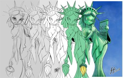 Liberty WIP by 14-bis