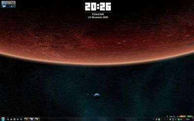 Desktop 09.2009 by faithslayer