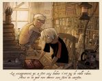 Elric brothers by VanOxymore