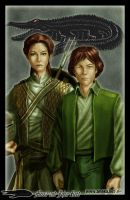 Meera and Jojen Reed by Amok by Xtreme1992