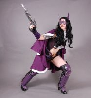 The Huntress 1 by MLeighS