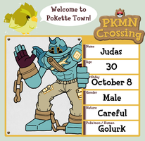 PKMNC Application: Judas