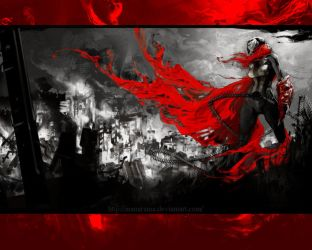 She-Spawn wallpaper by ChristianNauck