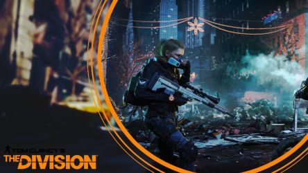 The Division Desktop Wallpaper by Xxplosions